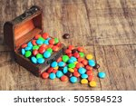 Sweet Candy Chocolate Colorful