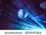 disco ball | Shutterstock . vector #505595383