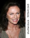 Small photo of Jacqueline Bisset at the Los Angeles premiere of 'The Queen' held at the Academy of Motion Picture Arts and Sciences in Beverly Hills, USA on October 3, 2006.