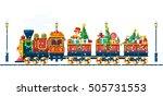 stock vector isolated... | Shutterstock .eps vector #505731553