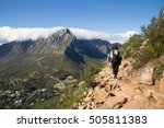 Hiking Lion's Head With Table...