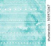 geometric seamless pattern.... | Shutterstock .eps vector #505971367