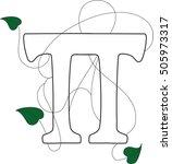 monograme   vector | Shutterstock .eps vector #505973317