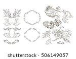 vintage elements for your...   Shutterstock .eps vector #506149057