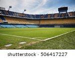 buenos aires  argentina  ... | Shutterstock . vector #506417227