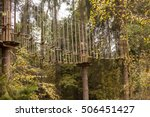 forest of dean  united kingdom  ... | Shutterstock . vector #506451427