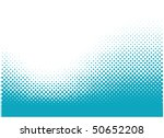 abstract dots vector background.... | Shutterstock .eps vector #50652208