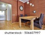 kitchen living room   Shutterstock . vector #506607997