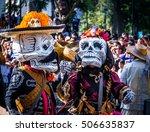 mexico city  mexico   october... | Shutterstock . vector #506635837