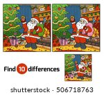 find the differences  education ... | Shutterstock .eps vector #506718763