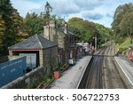 Goathland Railway Station Is A...