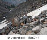 Small photo of Mountaineering - Montana Wilderness