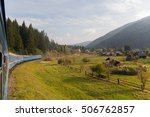 Carpathian Mountains  The...