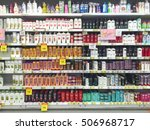 chiang rai  thailand   october... | Shutterstock . vector #506968717