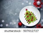 Funny Edible Christmas Tree ...
