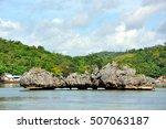 coron  philippines   october... | Shutterstock . vector #507063187
