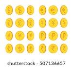 Set Of Golden Coins ...
