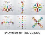 vector illustration... | Shutterstock .eps vector #507225307