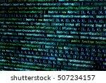 software background. website... | Shutterstock . vector #507234157
