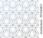gradient background. vector... | Shutterstock .eps vector #507264817