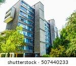berlin  germany   august 08 ... | Shutterstock . vector #507440233