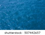 blue sea for background | Shutterstock . vector #507442657