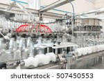 factory shop for the production ... | Shutterstock . vector #507450553