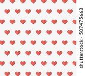 valentine seamless pattern....