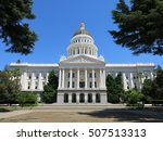 sacramento  ca | Shutterstock . vector #507513313