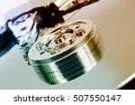 hard disk | Shutterstock . vector #507550147