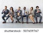 business team working break...   Shutterstock . vector #507659767
