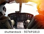 Military Pilot Soldier On...