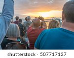 key west  usa   january 2016 ... | Shutterstock . vector #507717127