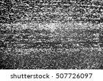 old tube tv background ... | Shutterstock . vector #507726097