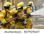 Firefighters Training ...