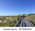 beachwalk in port elisabeth in... | Shutterstock . vector #507984643