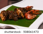 Seafood Chilli Mud Crab With...
