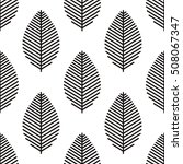 vector seamless pattern with... | Shutterstock .eps vector #508067347