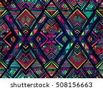 abstract background. ethnic... | Shutterstock .eps vector #508156663