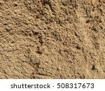 sand texture from sand pile | Shutterstock . vector #508317673