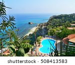 italy calabria view of the... | Shutterstock . vector #508413583