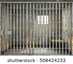 concept of limiting freedom.... | Shutterstock . vector #508424233