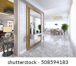 Luxurious Art Deco Entrance...