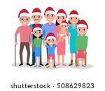 vector illustration cartoon... | Shutterstock .eps vector #508629823