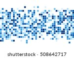 abstract squares background.... | Shutterstock .eps vector #508642717