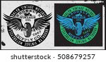 vintage t shirt graphic   Shutterstock .eps vector #508679257