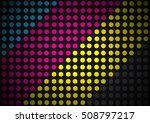 abstract geometric background ... | Shutterstock .eps vector #508797217