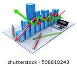 new business plan  tax ... | Shutterstock . vector #508810243