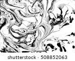 ink texture watercolor hand... | Shutterstock . vector #508852063