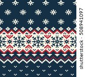 nordic pattern    Shutterstock .eps vector #508941097